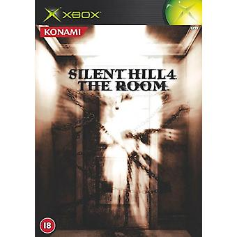 Silent Hill 4 The Room (Xbox) - New