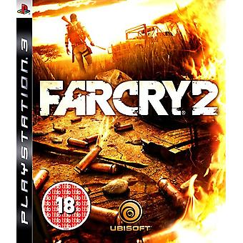 Far Cry 2 (PS3) - Factory Sealed