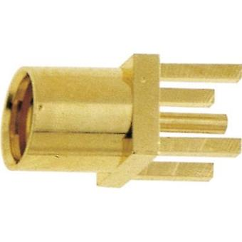 IMS 982.09.2510.001 MMCX connector Socket, vertical vertical 50 Ω 1 pc(s)