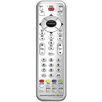 Vivanco UR 12 N universelle Remote control Silver