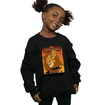 Ragazze Disney The Lion King Simba e Mufasa Sweatshirt