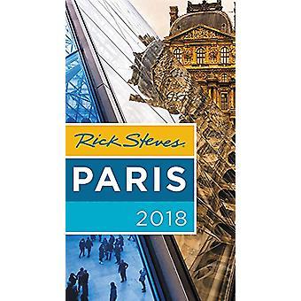 Rick Steves 2018 Paris par Rick Steves - livre 9781631216671