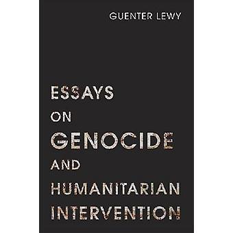 Essais sur le génocide et l'Intervention humanitaire par Guenter Lewy - 97