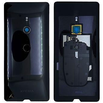 Sony Xperia XZ3 H8416 H9436 H9493 1316-4763 batería cubierta batería cubierta de la batería cubierta de negro