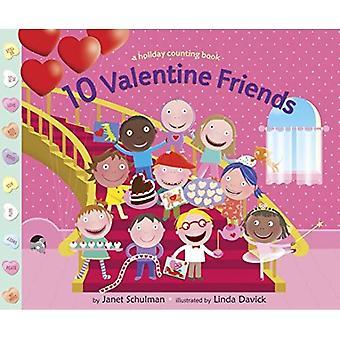 10 amis de Saint-Valentin