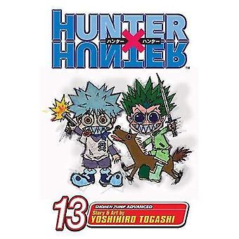Hunter X Hunter: Määrä 13