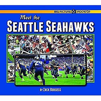 Möt Seattle Seahawks (stora bilden sport)