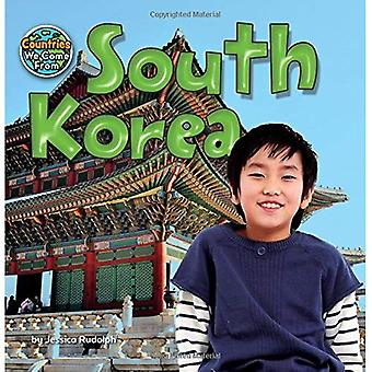 South Korea (Countries We Come from)