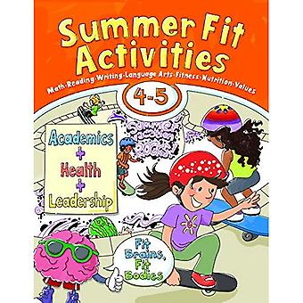 Summer Fit, Fourth - Fifth� Grade