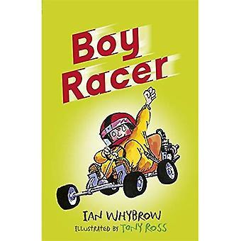 Jongen Racer