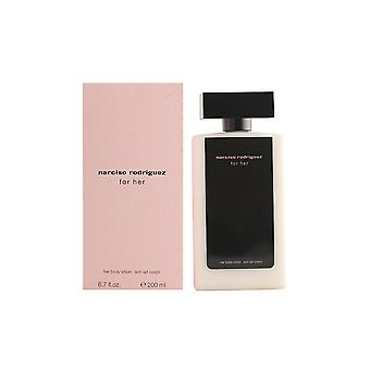 Narciso Rodriguez For Her Body Lotion 200 Ml For Women