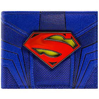 DC Comics Superman Emblem ID & Card Bi-Fold tegnebog