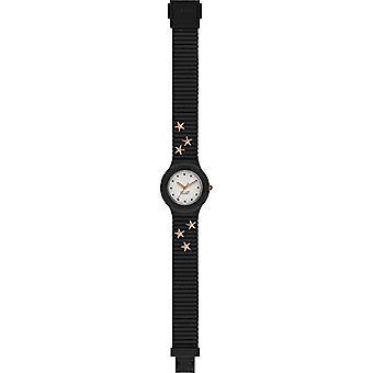 Hip Hop Analog quartz ladies Silicone wrist watch HWU0799