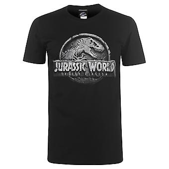 Character Mens Jurassic World T Shirt