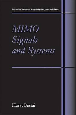 Mimo Signals And Systems By Bessai Amp Horst Fruugo border=