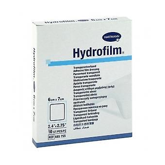 Hydrofilm Adh Dressing 6X7Cm 685755 10