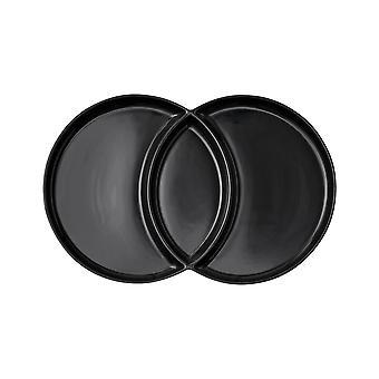 Ladelle Loop Charcoal Platter