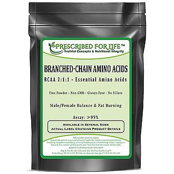 Branch Chain aminozuren-BCAA 2:1:1-essentiële aminozuren-fijn poeder
