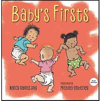 Baby's Firsts by Baby's Firsts - 9781580897747 Book