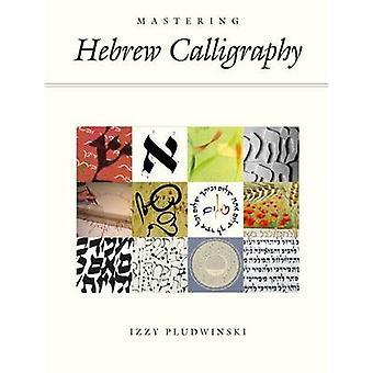 Mastering Hebrew Calligraphy by Izzy Pludwinski - 9781592643417 Book