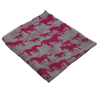 &Amp;reg; womens large summer horse horses chiffon oversized long wrap thin style scarf