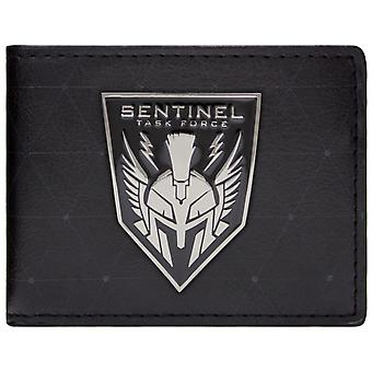 Call Of Duty Advanced Warfare Sentinel Badge ID & Card Bi-Fold Wallet