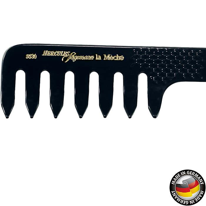 Hercules Sagemann Styling Hair Comb With C Teeth 7.5