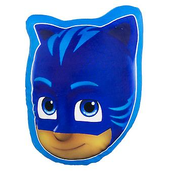 PJ Masks Childrens/Kids Catboy Plush Pillow