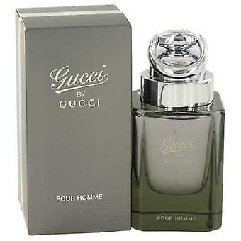 Gucci (new) By Gucci Eau De Toilette Spray 1.6 Oz (men) V728-457835