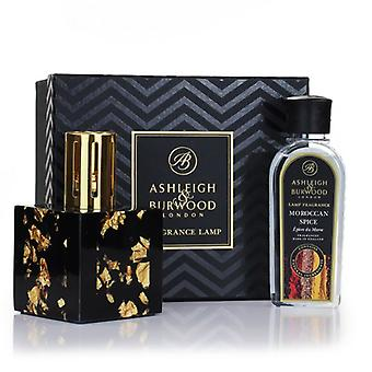 Ashleigh & Burwood Fragrance Midnight Collection Catalytic Lamps Gold