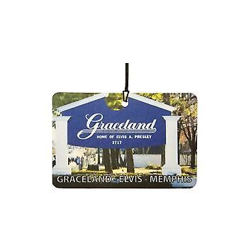 Graceland - Elvis - Memphis bil luftfräschare