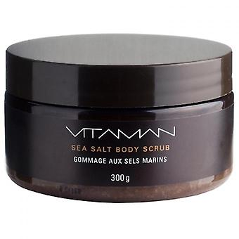 Gommage Corps Aux Sels Marins - Exfoliant Homme
