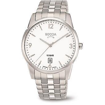 Boccia Titanium 3632-01 Miesten Watch