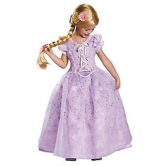 Kostium dziecka Rapunzel Deluxe