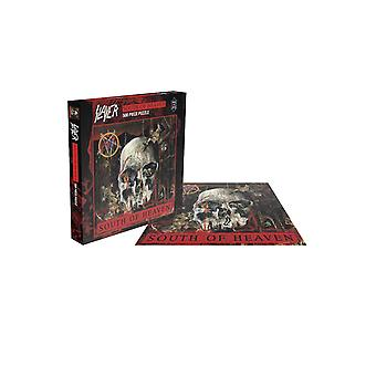 Slayer Jigsaw Puzzle South Of Heaven Album new Official 500 Piece