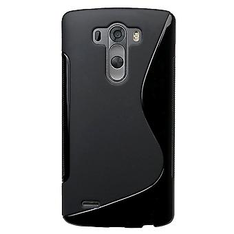 LG G4 - S-line Gel Shell - Sort