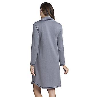 Rosch 1193538-16553 Women's Smart Casual Heather Blue Robe