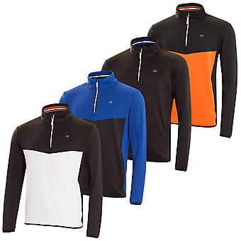 Calvin Klein Mens Golf Power 1/2 Zip Pullover