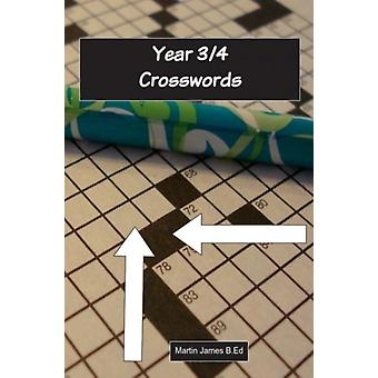 Year 34 Crosswords by Martin James