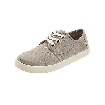 Kids Toms Girls Paseo Fabric Low Top Bungee Fashion Sneaker