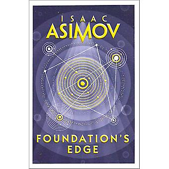 Foundations Edge by Isaac Asimov