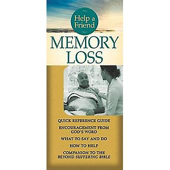 Memory Loss Pamphlet 5-Pack by Joni Eareckson Tada - 9781628624830 Bo