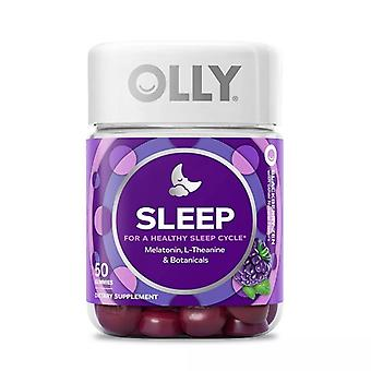 Olly Sleep Melatonin Vitamin Gummies