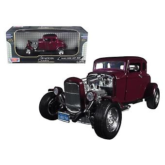 1932 Ford Coupe Burgund