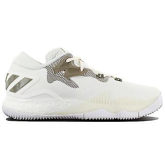 svart hvit adidas crazyquick