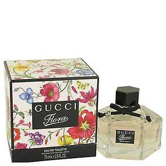 Flora av Gucci Eau de Toilette spray 2,5 oz (kvinner) V728-460777