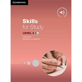 Skills and Language for Study Level 3 Students Book with Downloadable Audio by Fletcher & Craig