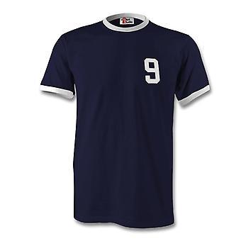 Kenny Miller 9 Skotlannin maa Ringer t-paita
