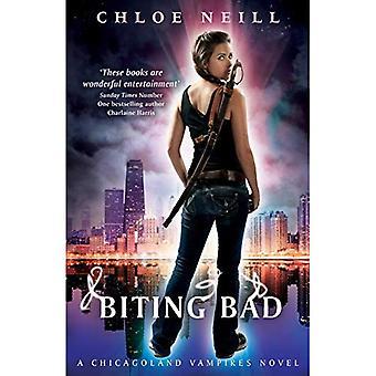 Biting Bad: A Chicagoland Vampires Novel