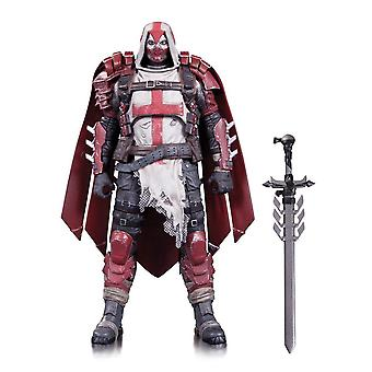 Batman Arkham Knight Azrael Action Figur